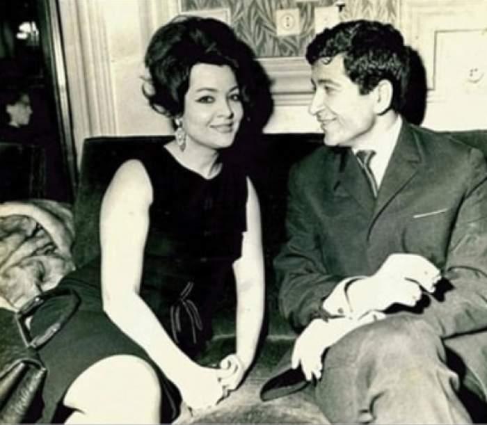 Povestea de dragoste dintre Ion Dichiseanu și Sara Montiel. Cum s-au cunoscut cei doi