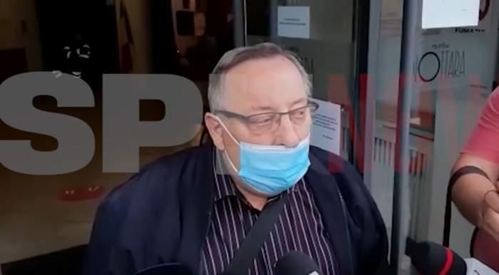 """Nea Popa din """"La Bloc"""", un ultim omagiu pentru Ion Dichiseanu. Cei doi au fost colegi de scenă ani de zile: """"Rămânem din ce în ce mai puțini"""" / VIDEO"""