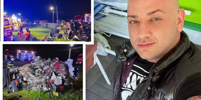 Destinul cumplit al unuia dintre tinerii uciși de traficantul cu Maserati / S-a urcat în bolidul morții după ce iubita lui a fugit cu patronul arab
