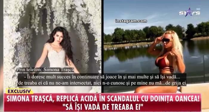 Simona Trașcă la Antena Stars