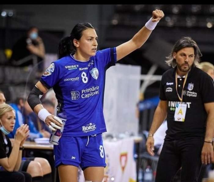 Cristina Neagu a ajuns pe patul de spital. Imaginea postată de celebra handbalistă după ce s-a operat la picior / FOTO