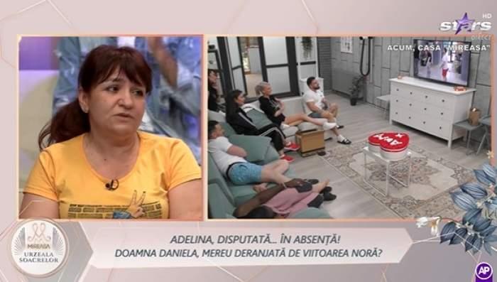 Doamna Daniela, la Mireasa, urzeala soacrelor