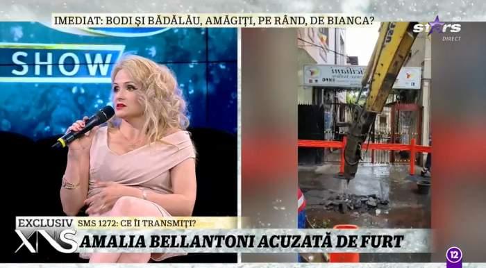 """Amalia Bellantoni, acuzată de furt, de vecini! Fosta concurentă la Chefi la cuțite nu mai are liniște. """"Au ieșit la scandal"""""""