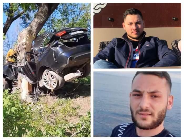 """Tinerii morți în accidentul de la Medgidia au fost live pe Facebook înainte de tragedie: """"Mai ușor că mă omori!"""" / VIDEO"""