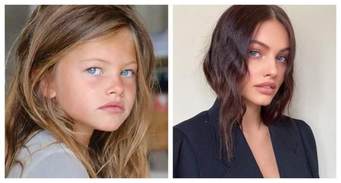 """""""Copilul minune al modelling-ului"""" a împlinit vârsta de 20 de ani. Thylane Blondeau s-a transformat într-o femeie în toată regula"""
