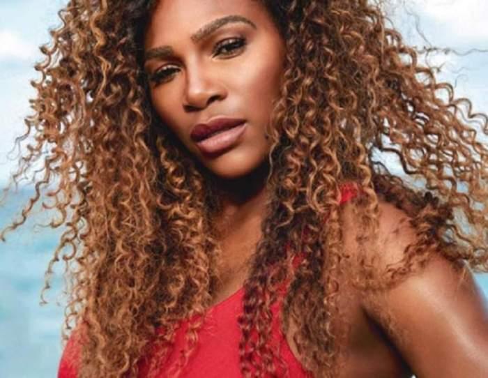 """Serena Williams a fost surprinsă dezbrăcată de o româncă: """"Am văzut-o și am rămas șocată timp de o săptămână"""""""