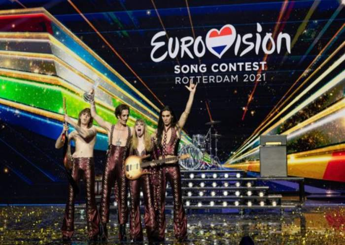 Trupa Maneskin a castigat Eurovision 2021