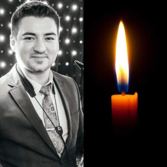 Tânăr saxofonist, mort într-un tragic accident. Era fiul unui patron de restaurant cunsocut în Moldova