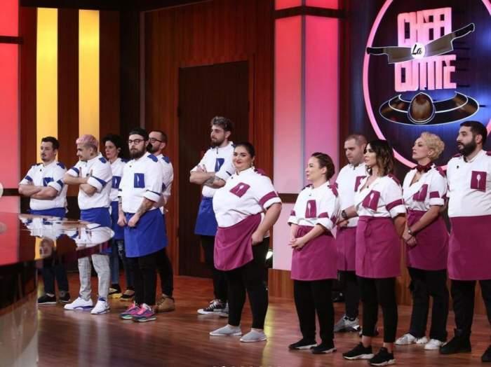 """Emoții și nervi întinși la maxim în al optulea battle de la Chefi la cuțite. Echipa cărui chef a câștigat provocarea: """"Nu există așa ceva!"""" / VIDEO"""