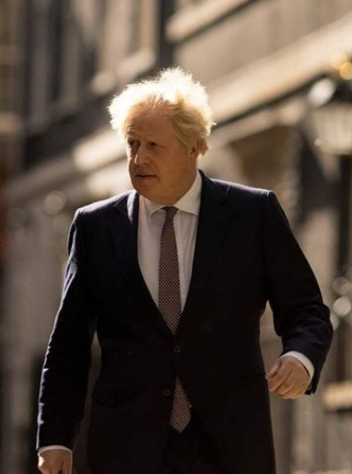 Boris Johnson se căsătorește! Premierul britanic a anunțat data nunții
