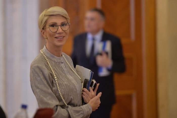 raluca turcan in parlament