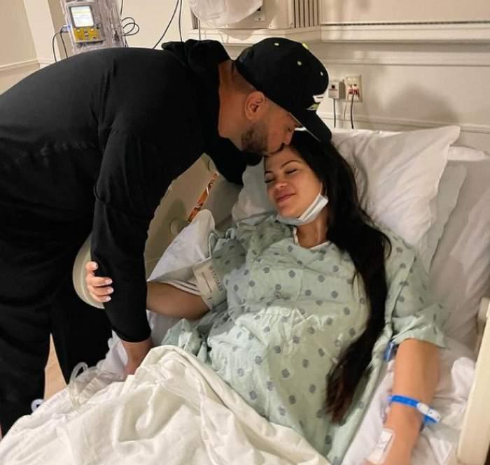 Natti Natasha a născut primul ei copil. Celebra cântăreață a postat prima imagine cu fetița ei / FOTO