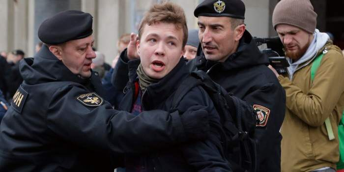 Cine este, de fapt, Roman Protasevici, contestatarul președintelui din Belarus. Se află pe lista neagră a serviciilor secrete