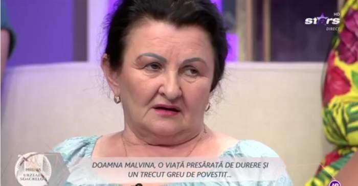 """Doamna Malvina, mărturii îngrozitoare despre momentul în care și-a pierdut copilul, la Mireasa, urzeala soacrelor: """"Nu doresc nimănui"""" / VIDEO"""