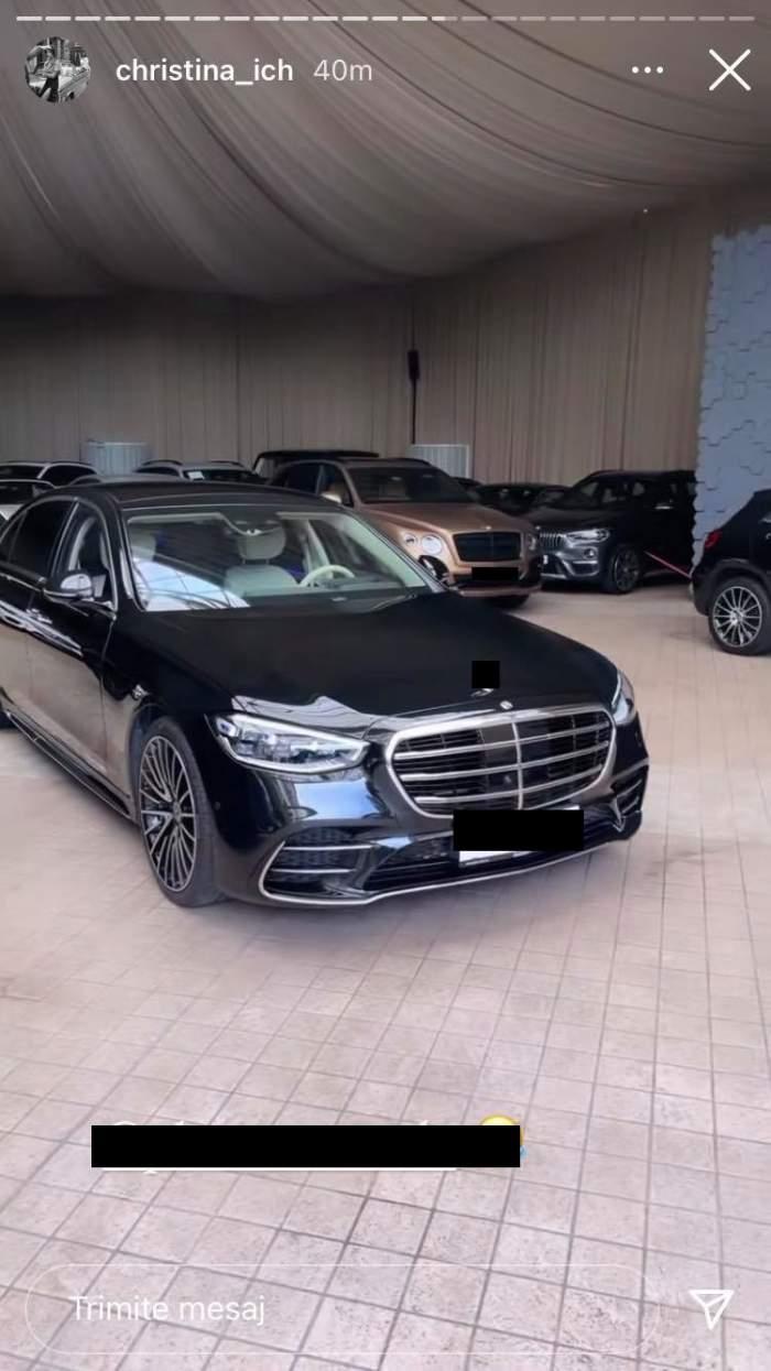 Noua mașină a lui Alex Pițurcă,