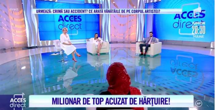 Acces Direct. Tânără hărțuită de fostul patron, un milionar cunoscut în Galați. Bărbatul i-a publicat în mediul online fotografiile deocheate / VIDEO