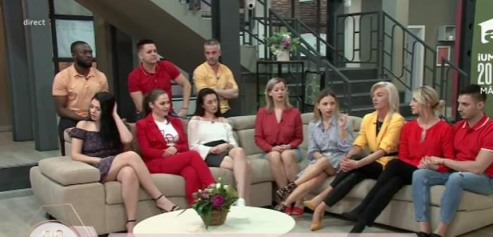 Bogdan și Alina, mesaje pe ascuns în casa Mireasa, urzeala soacrelor.  Cum a reacționat Anamaria când a văzut imaginile / VIDEO
