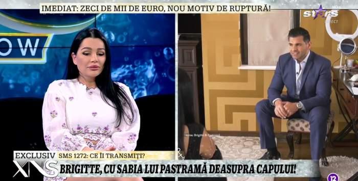 """Brigitte Sfăt, război deschis cu familia cu Florin Pastramă. Ce au să îi reproșeze vedetei: """"Mă urăsc, cred că l-am umilit"""" / VIDEO"""