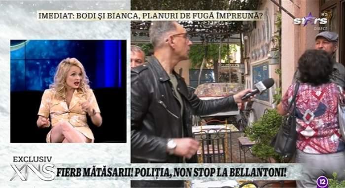 Amalia Bellantoni la Xtra Night Show
