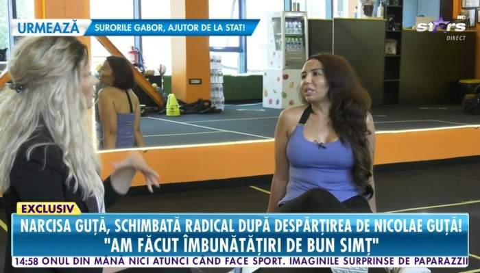 Narcisa Balaban Guță, la Antena Stars
