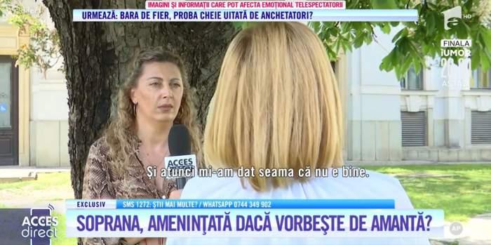 Acces Direct. Martorii rup tăcerea! Soțul mezzosopranei Maria Macsim Nicoară o amenința și era agresiv constant cu aceasta. A contrbuit sau nu bărbatul la moartea artistei? / VIDEO