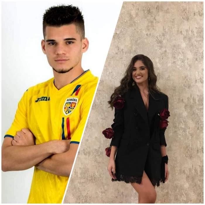 Cine este și cum arată tânăra care i-a furat inima lui Ianis Hagi. Elena Tănase provine dintr-o familie înstărită