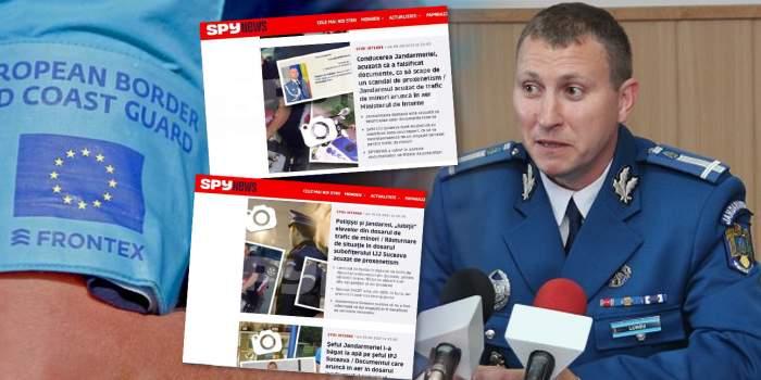 """Jandarmeria Suceava, decapitată după dezvăluirile SPYNEWS / Fostul comandant, """"exilat"""" în Polonia"""
