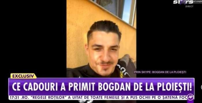 Bogdan de la Ploiești la Antena Stars.