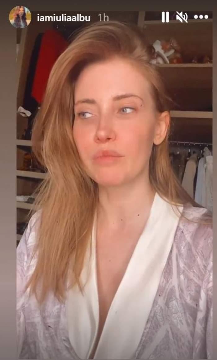 Iulia Albu a făcut un tratament pentru păr cu injecții în scalp! Cum a scăpat vedeta de problemele cu podoaba capilară / FOTO