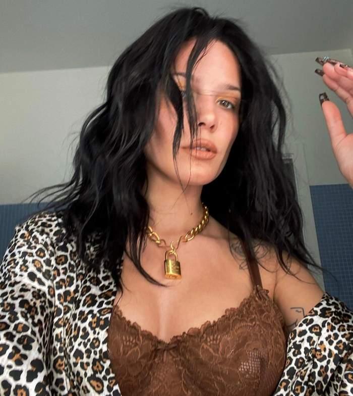Halsey, cu burtica la vedere pe Instagram. Cum arată artista înainte să nască / FOTO