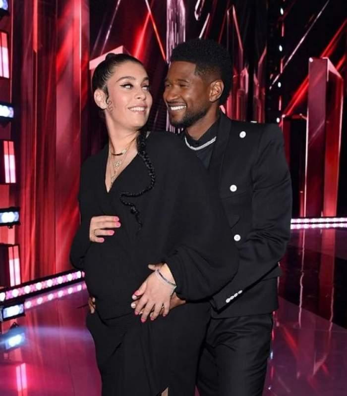 Usher va fi tată din nou! Iubita lui Jenn Goicoechea îi va dărui cel de-al patrulea copil
