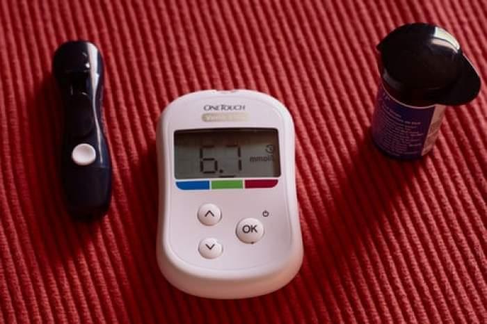 aparat de măsurare a glicemiei