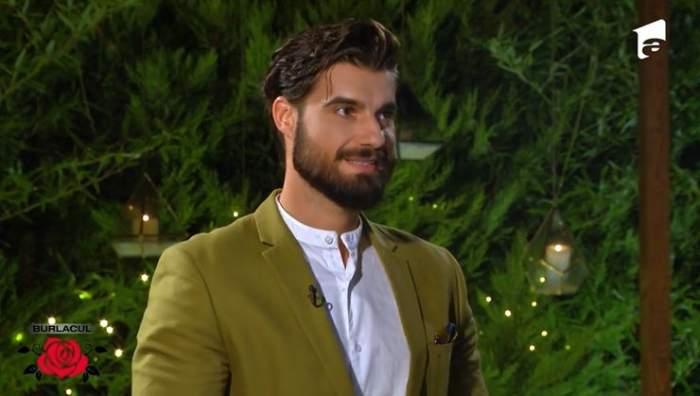 Andi Constantin este la ceremonia trandafirului la Burlacul