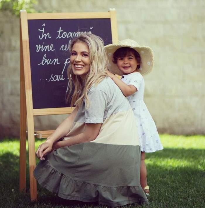 La începutul sarcinii, Andreea Ibacka a fost anunțat de medic că ar putea avea tripleți. Cum a reacționat Cabral la aflarea veștii