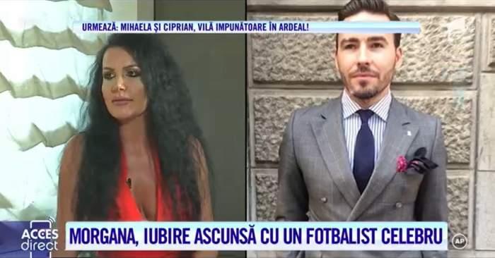 """Acces Direct. Fata Morgana, dezvăluiri incendiare despre relația cu Adrian Cristea. De ce s-au despărțit cei doi: """"Nu mi-am dorit"""""""