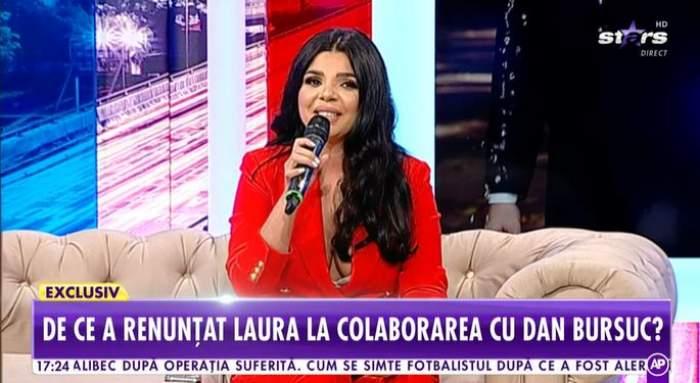 Laura Vass la Antea Stars.