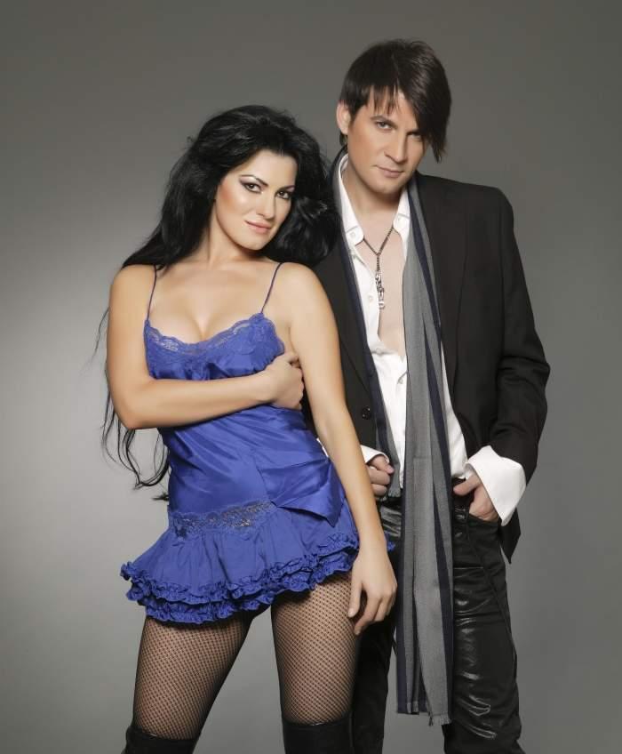 Silvia și Daniel, ședință foto.