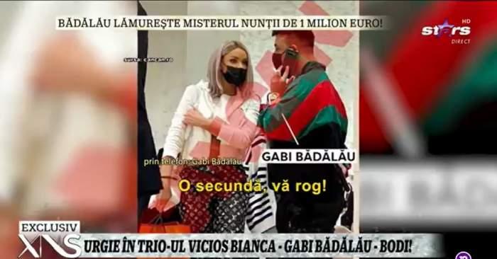Primele declarații ale lui Gabi Bădălău despre nunta cu Bianca Drăgușanu. Când va avea loc mult așteptatul eveniment