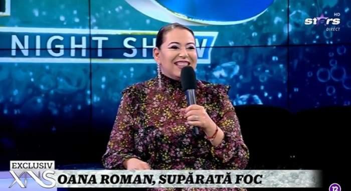 Oana Roman la Xtra Night Show