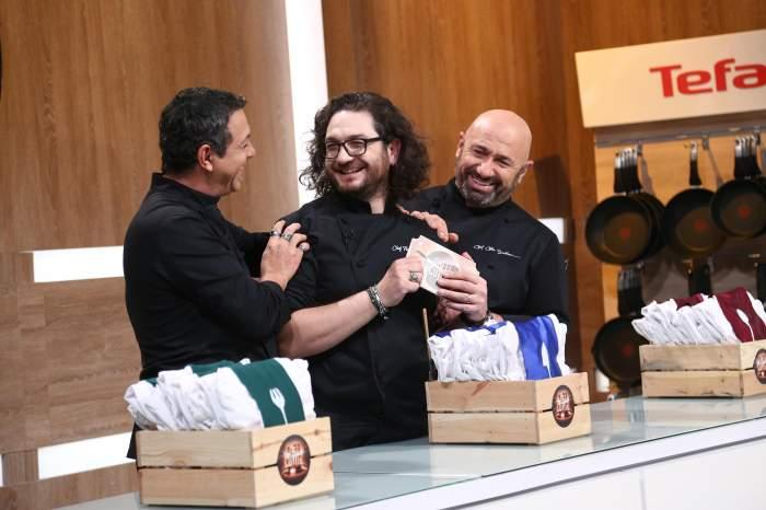 Jurații de la Chefi la cuțite își aleg echipele! Cine sunt primii concurenți care au primit tunica / VIDEO