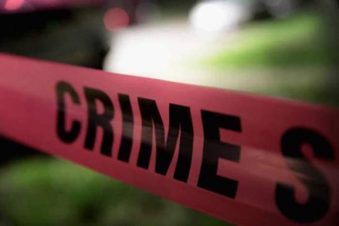 scena unei crime