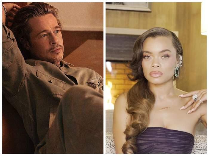 Colaj cu Brad Pitt și Andra Day