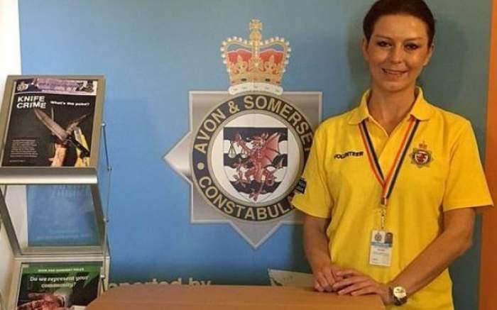 polițista româncă acuzată de rasism în Anglia