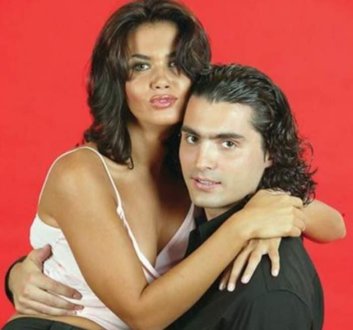 Oana Zăvoranu și Pepe, pe vremea când formau un cuplu.