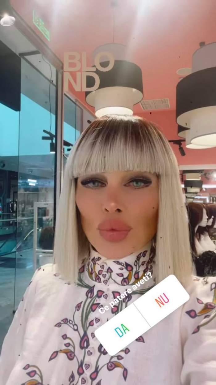 Brigitte Pastramă, schimbare de look la care nimeni nu s-ar fi așteptat! Cum arată soția lui Florin Pastramă cu părul scurt, blond și cu breton / FOTO
