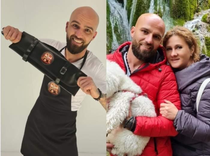 """Cine este Dorin Voiasciuc, concurentul lui Sorin Bontea de la """"Chefi la cuțite"""""""