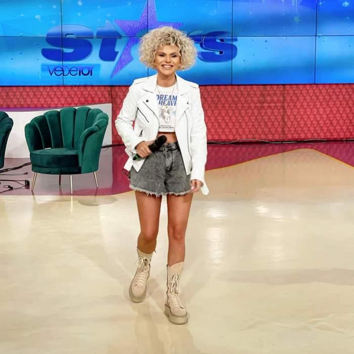 """Cristina Vasiu, fosta concurentă Te cunosc de undeva, probleme cu kilogramele în plus pe perioada pandemiei. Cum a reușit să slăbească: """"Am mâncat tot ce am vrut"""""""