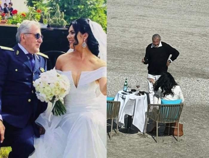 Imagini exclusive cu Ioana și Ilie Năstase. Cei doi au uitat de divorț și au fost mai romantici ca niciodată / FOTO
