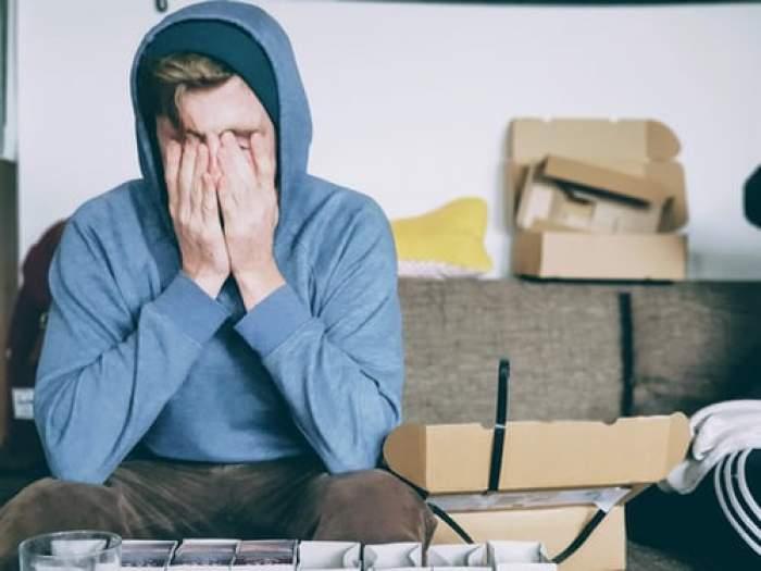 Ce simptome apar în caz de stres puternic și care este tratamentul