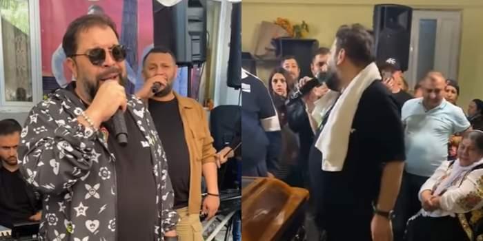 florin salam canta la priveghi